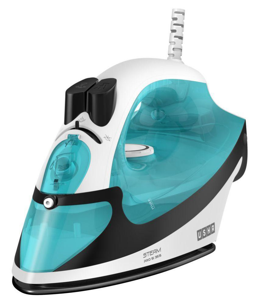 Usha SI-3515 Dry Iron Blue