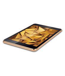 iBall Iball Nimble 4GF Rose Gold ( 4G + Wifi , Voice calling )
