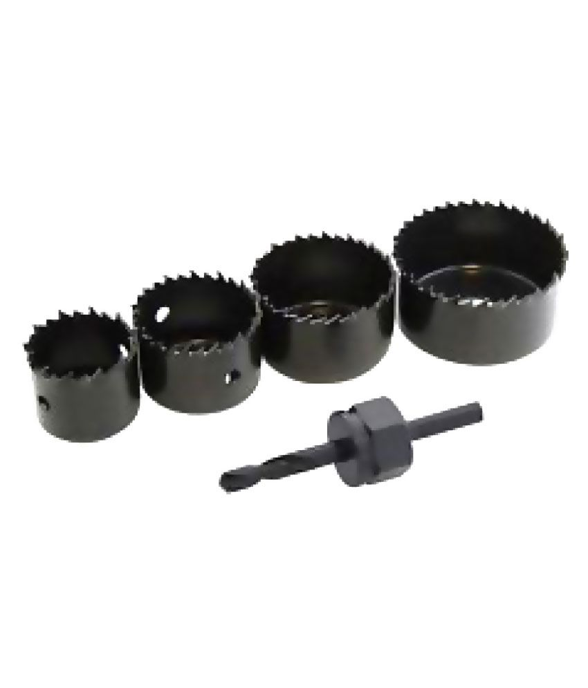 Aas 6 Pc Hole Saw Set