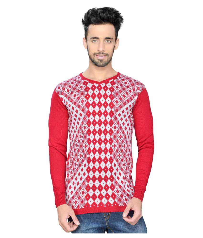 Thread Villa Multi V-Neck T-Shirt