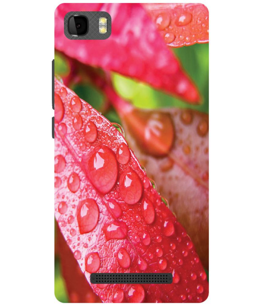 Panasonic P75 Printed Cover By Treecase