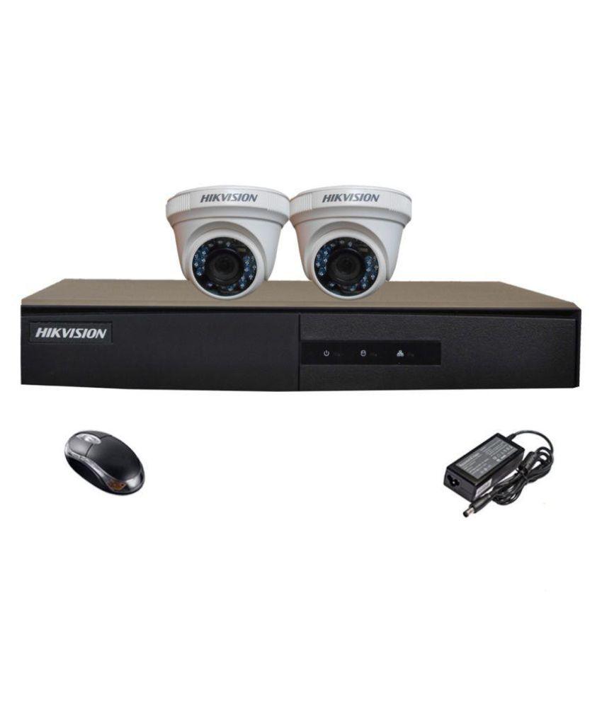 65d9735d0 Hikvision Hikvision Turbo DS 7204HGHI F1 4CH DVR 1Pcs