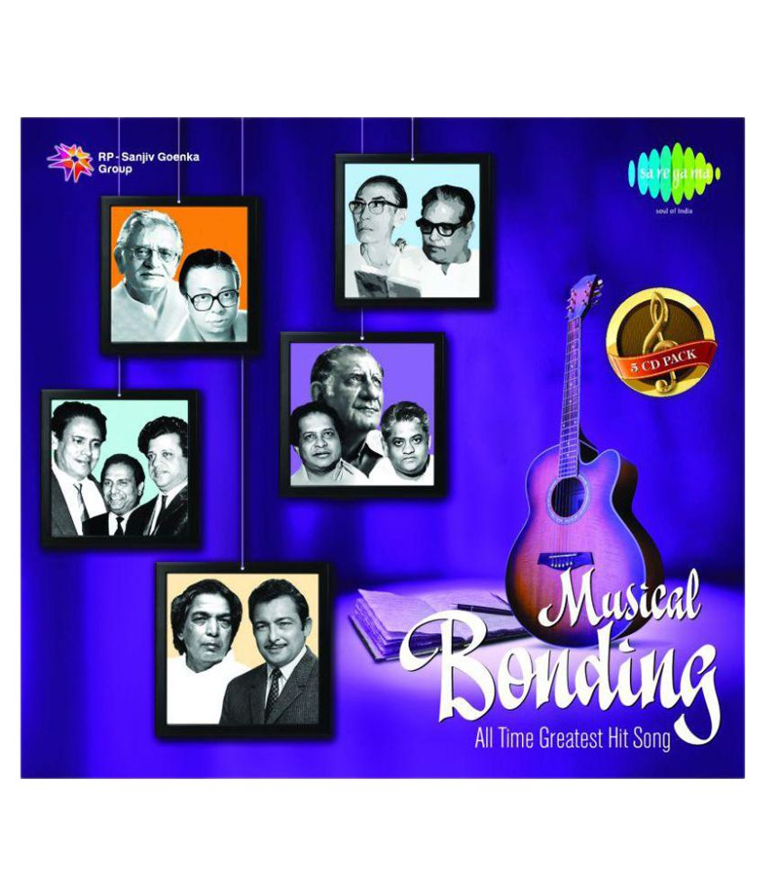 Musical Bonding -All Time Greatest Hit Song ( Audio CD )- Hindi