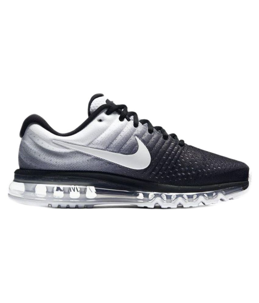 c4f6b9d0b6b95 Nike Air Max 2017 Multi Color Running Shoes - Buy Nike Air Max 2017 Multi  Color Running Shoes Online at Best Prices in India on Snapdeal