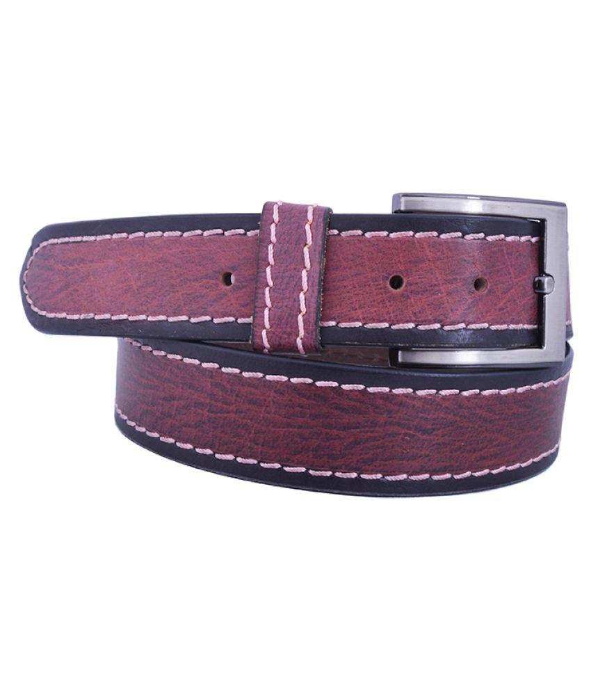 Dreamship Multi Leather Casual Belts