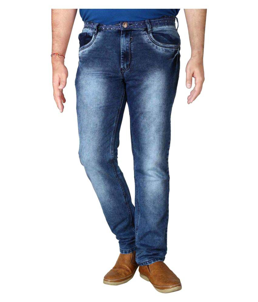 Prankster Blue Slim Jeans