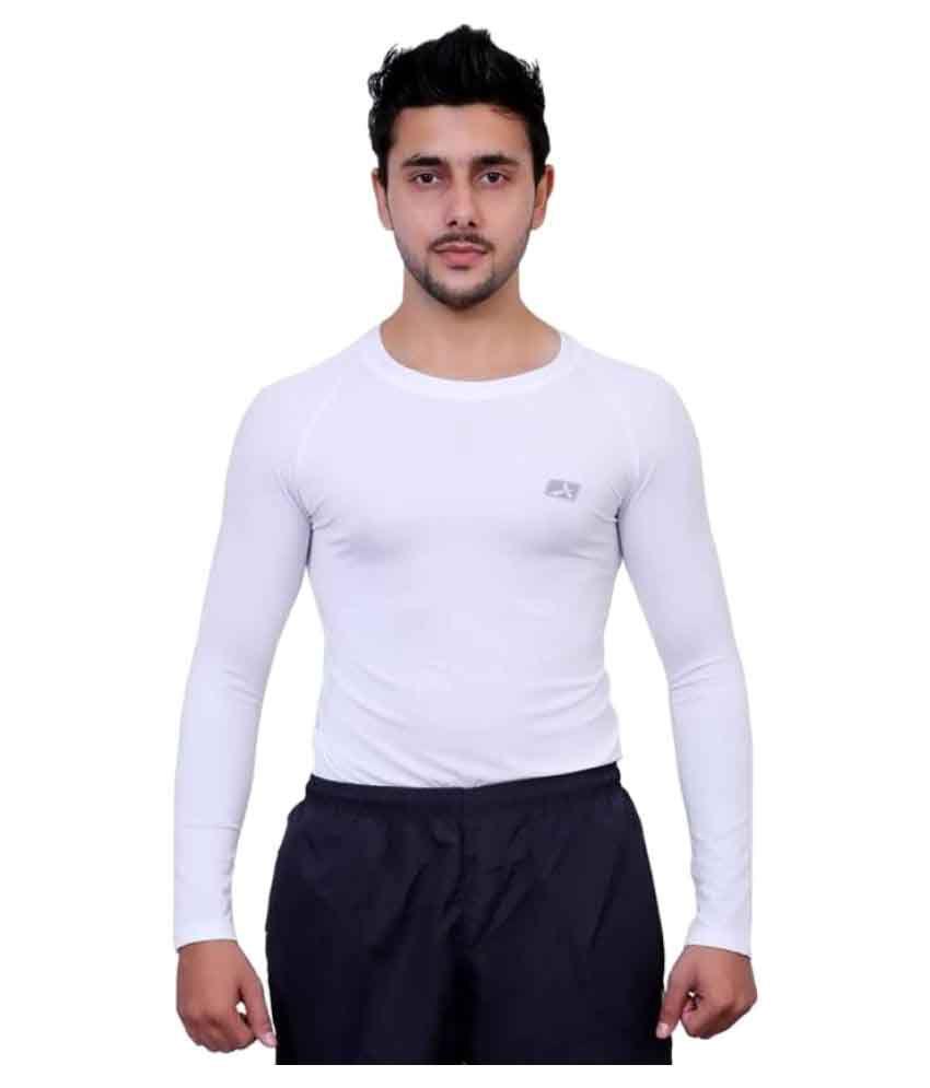 Vector X White T-Shirt