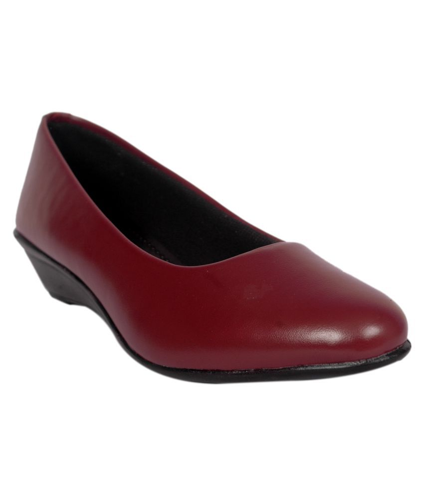 buy cheap genuine discount codes clearance store Bora Bora Maroon Ballerinas qe09n4b