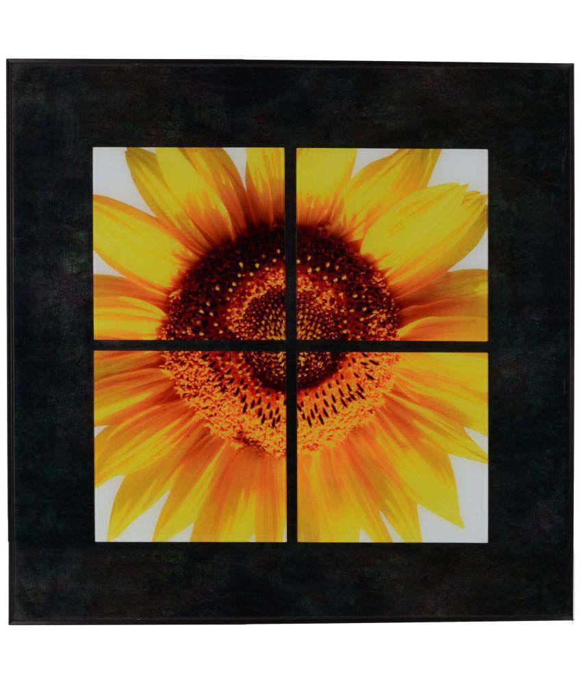 Giftadia Acrylic Painting With Frame Single Piece