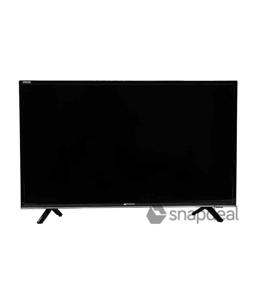 Micromax 32T8260HD/32GRAND_i/32GRAND_r/32T8280HD 81 cm (32) HD Ready LED Television With 1+2 Year Extended Warranty