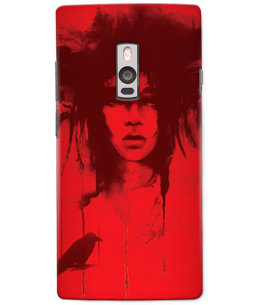 OnePlus 2 Printed Cover By CRAZYINK