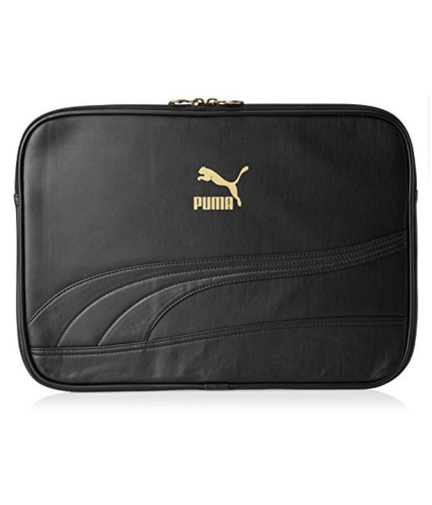Puma Bytes Black Laptop Sleeve (7192601)