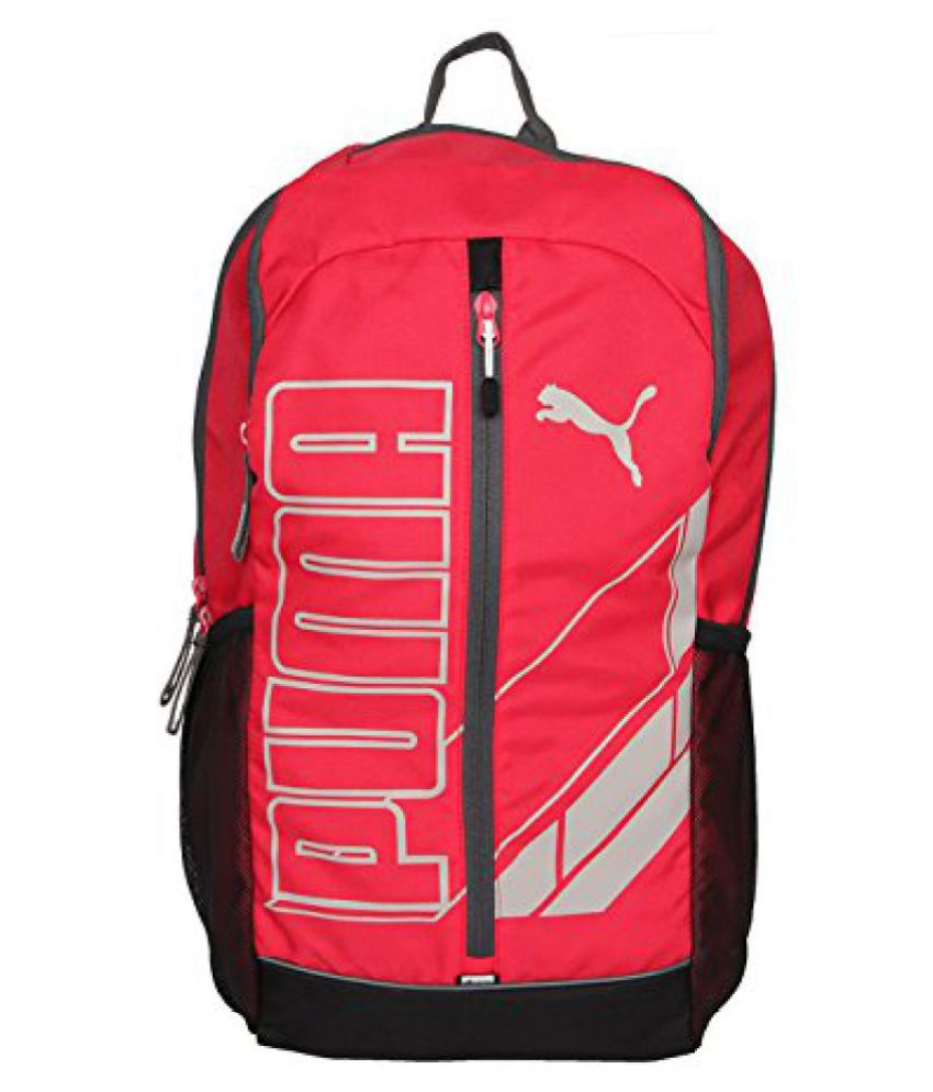 Puma Casual Backpack red