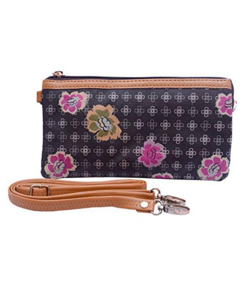 Ruff Multi Elegant Fashionable Stylish Designer Casual Hand clutch Hand purse Wedding Purse Party Wear Hand Clutch Men Women Hand Clutch