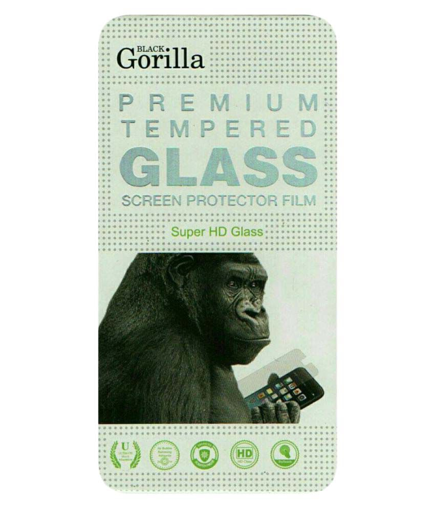 Sony Xperia T3 Tempered Glass Screen Guard By Black Gorilla