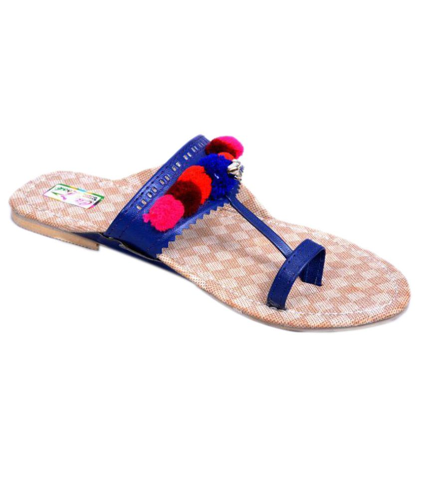 PM Traders Multi Color Flat Flats