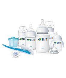 Philips Avent BPA Free Classic Infant Starter Gift Set