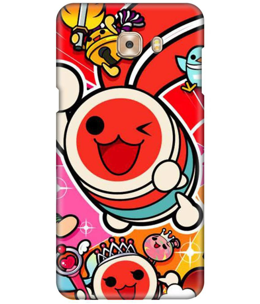 Samsung Galaxy C9 Pro Printed Cover By ZAPCASE