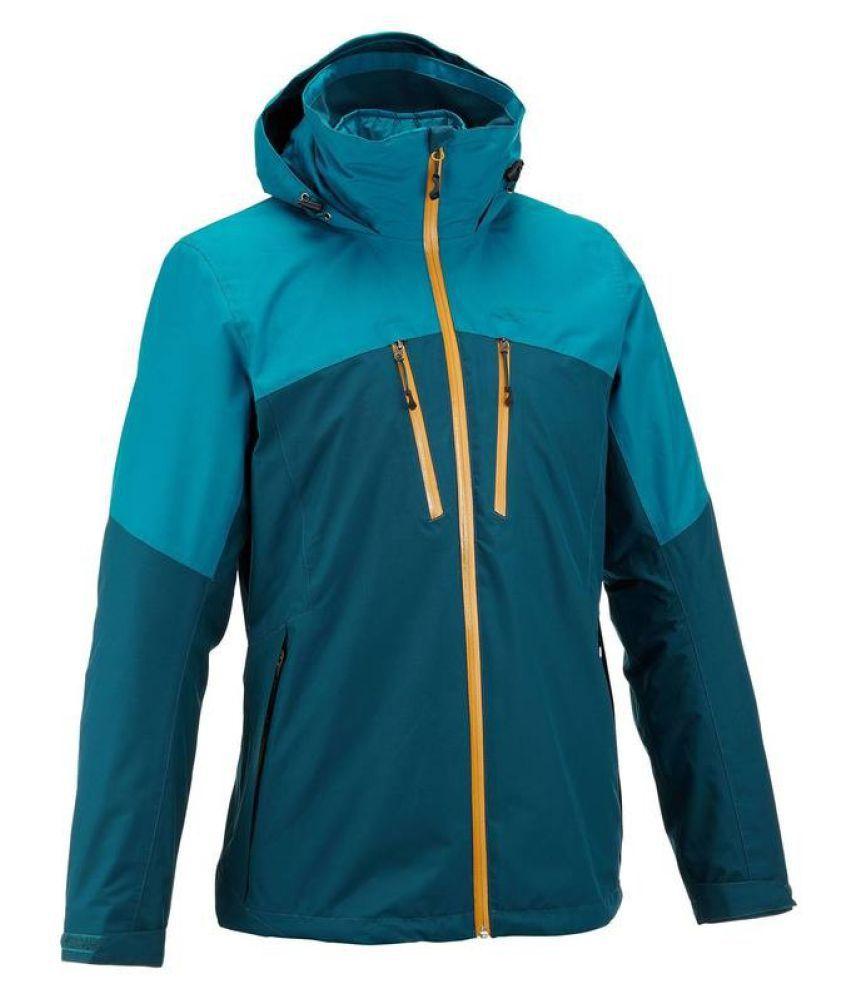 Quechua Blue Hiking Jacket