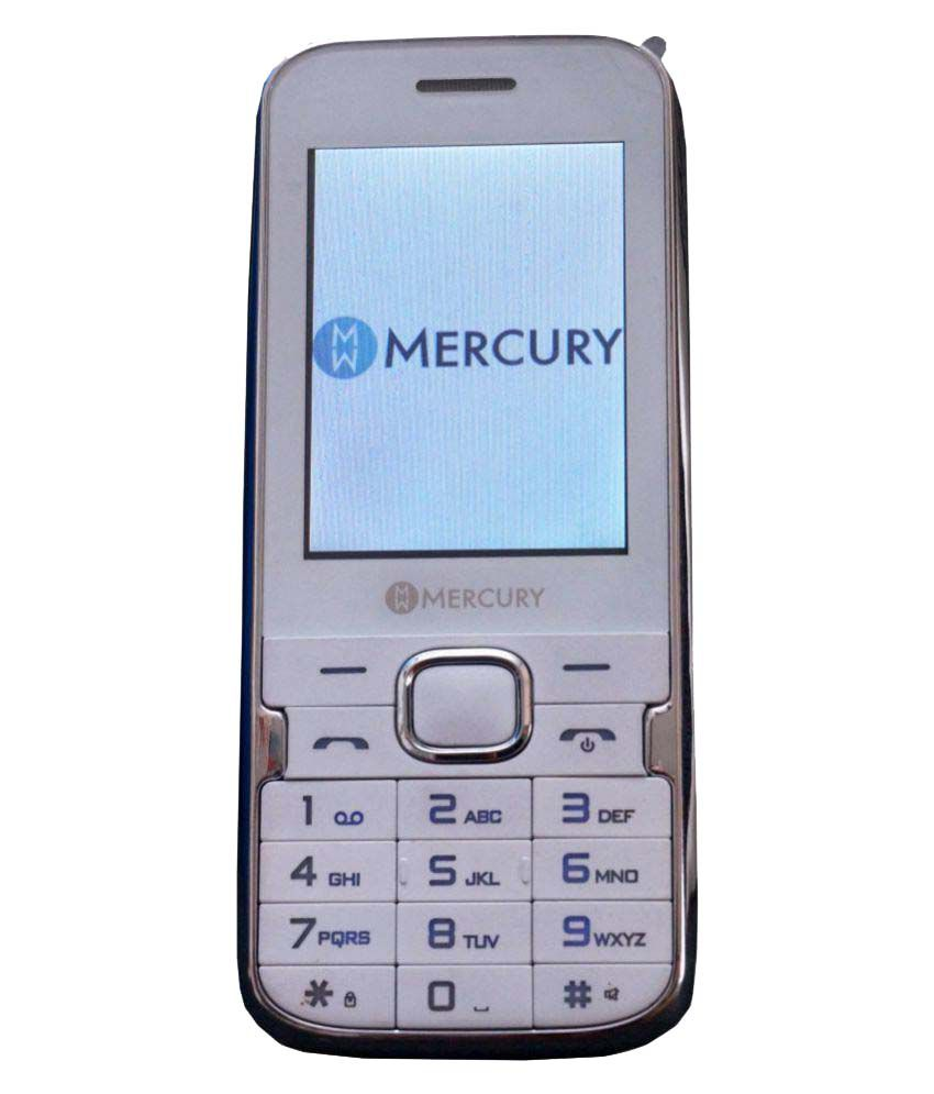 Mercury MERCURY F37 128 MB White