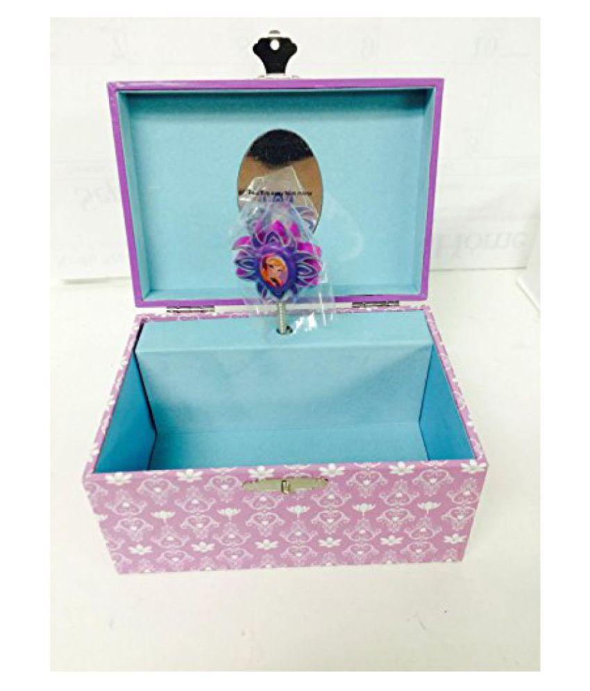 Disney Frozen Elsa & Anna Musical Jewelry Box
