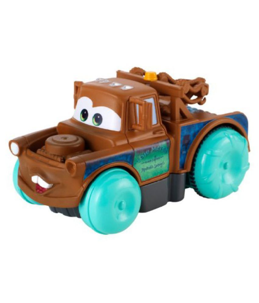 Disney/Pixar Cars Hydro Wheels Mater Bath Vehicle