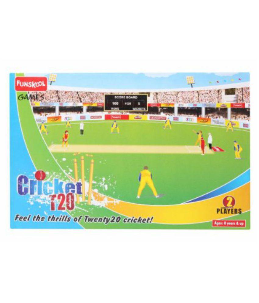 Funskool Cricket T20