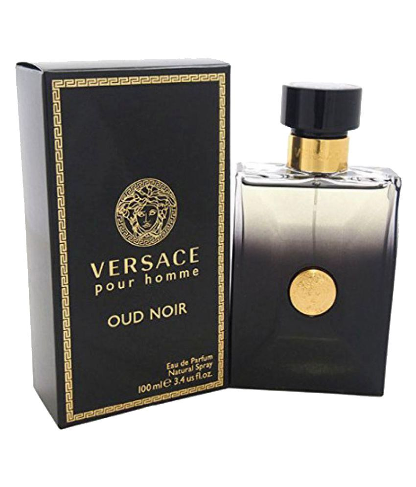 914f4e880722 Versace Fragrances Pour Homme Oud Noir Perfume  Buy Online at Best Prices  in India - Snapdeal