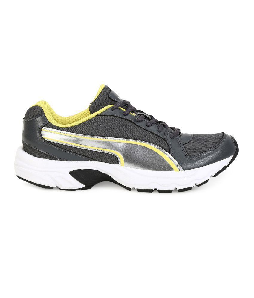 31c94cbc810853 Puma Bolster D Gray Running Shoes - Buy Puma Bolster D Gray Running ...