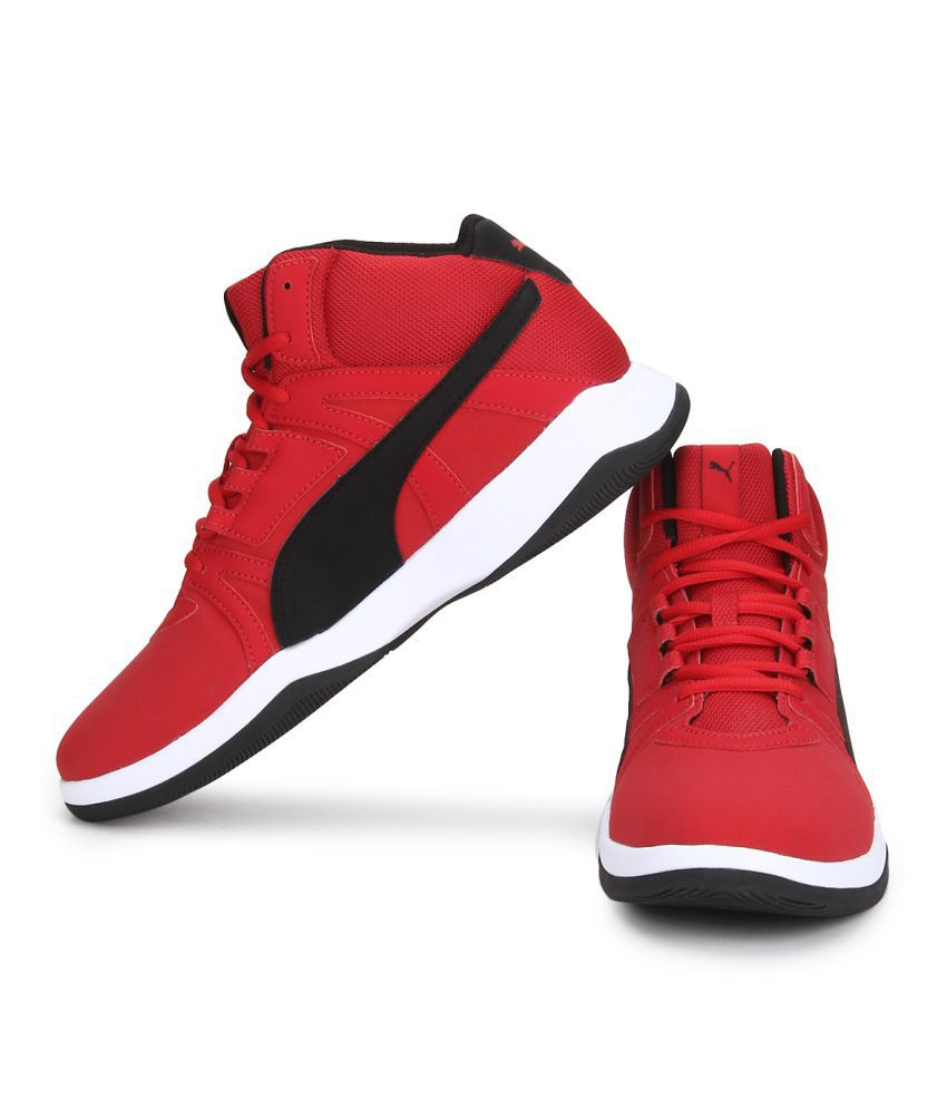 ad1b680a1e88b Puma Puma Rebound Street Evo SL Red Casual Shoes - Buy Puma Puma ...