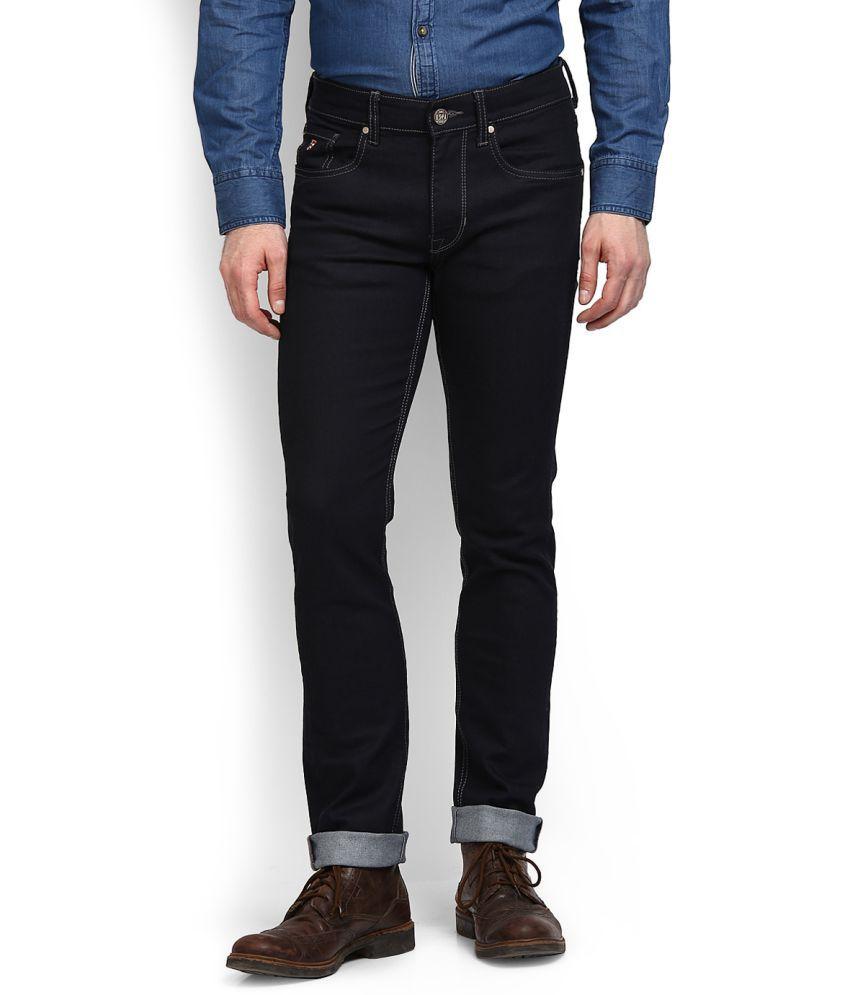 U.S. Polo Assn. Dark Blue Skinny Jeans