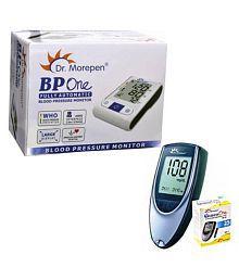 Dr Morepen BP 01 Dr Morepen BP01 W BG03 -25 STRIPS