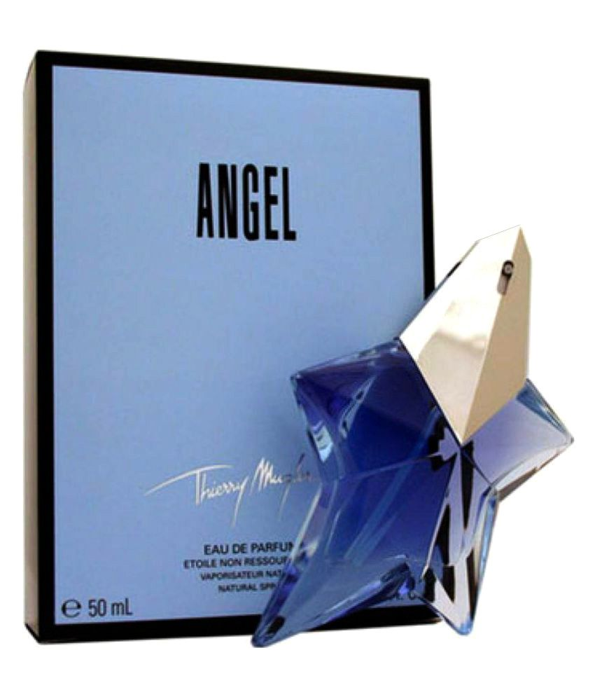 f07dd80c88c7 Thierry Mugler Angel EDP Women Perfume 50 ml  Buy Online at Best Prices in  India - Snapdeal