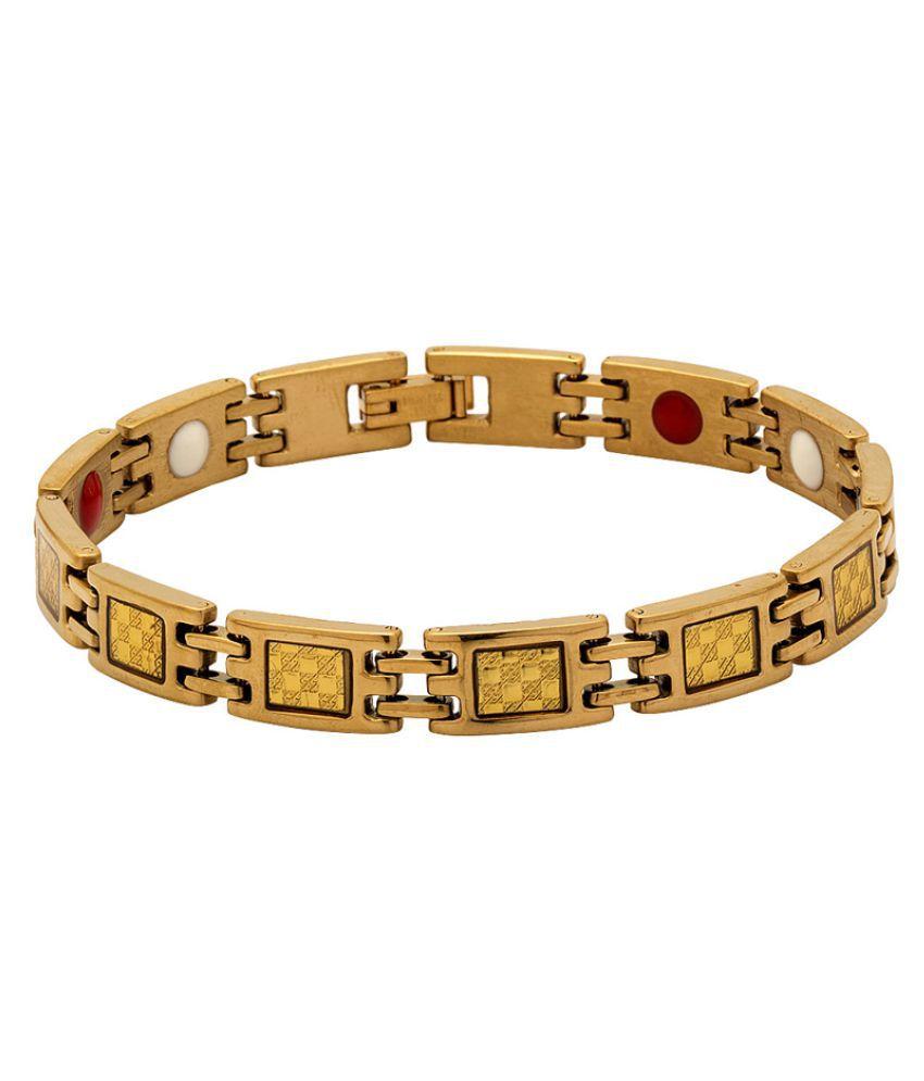 Dare Golden Bracelet
