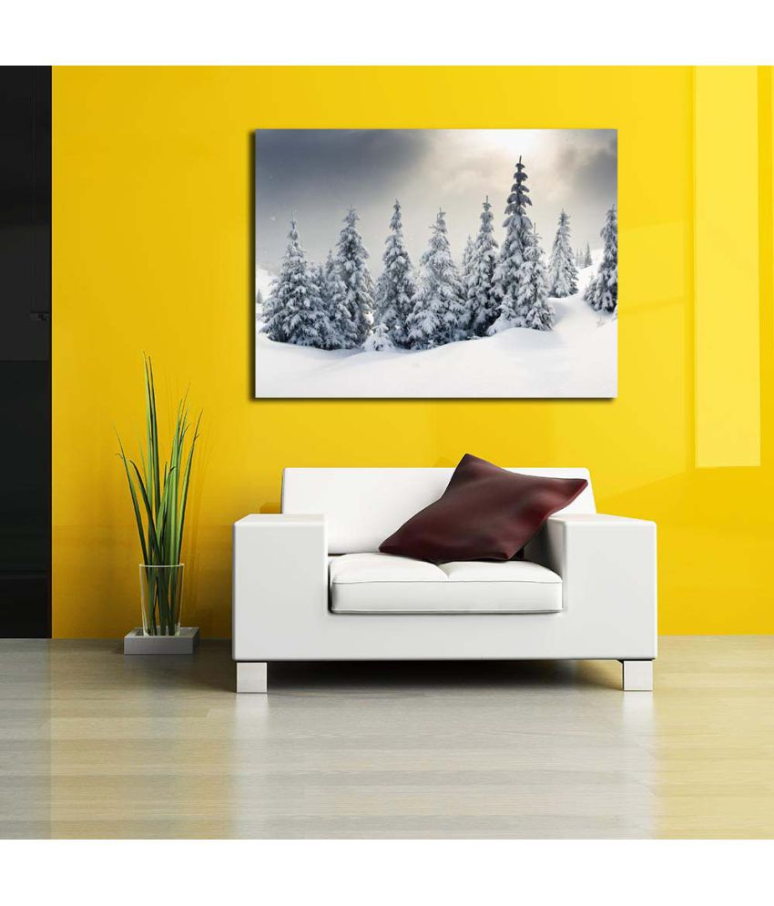 Pitaara Box Gallery Canvas Painting Without Frame Single Piece