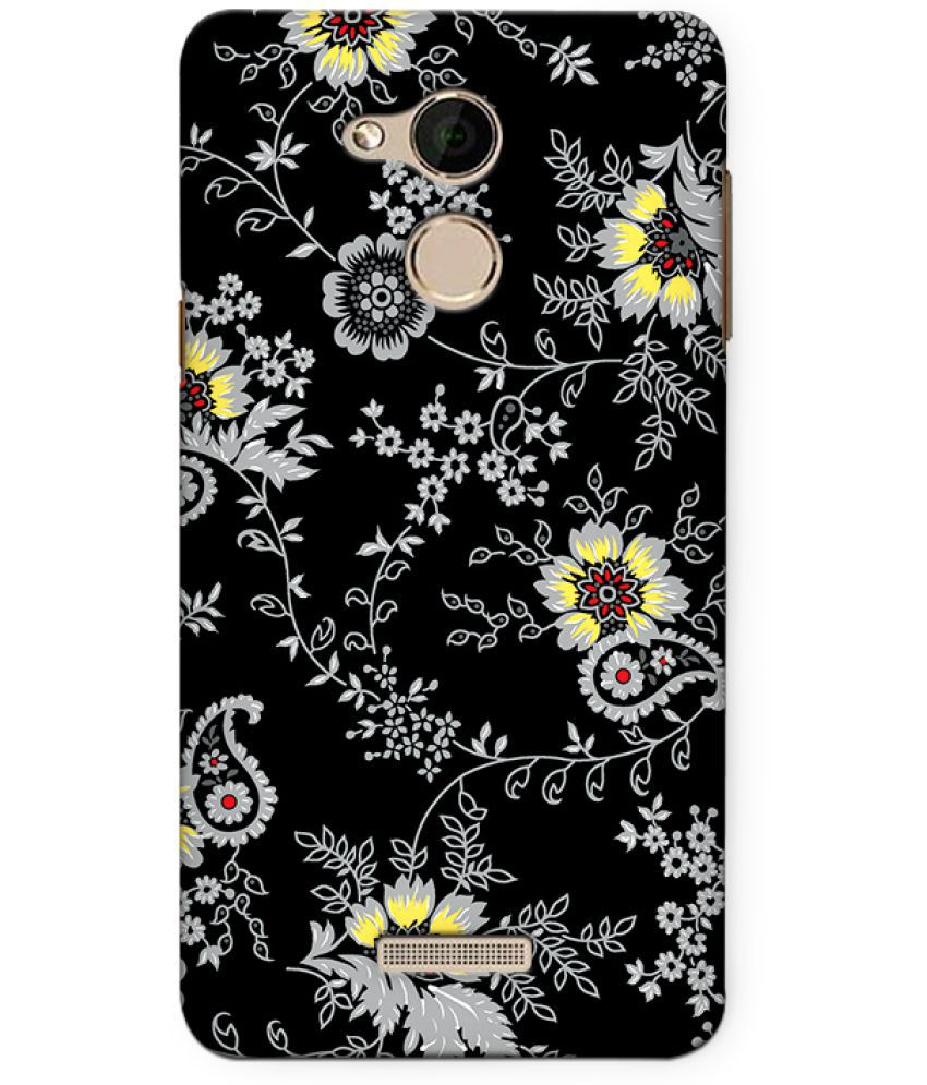 Coolpad Note 5 Printed Cover By CRAZYINK