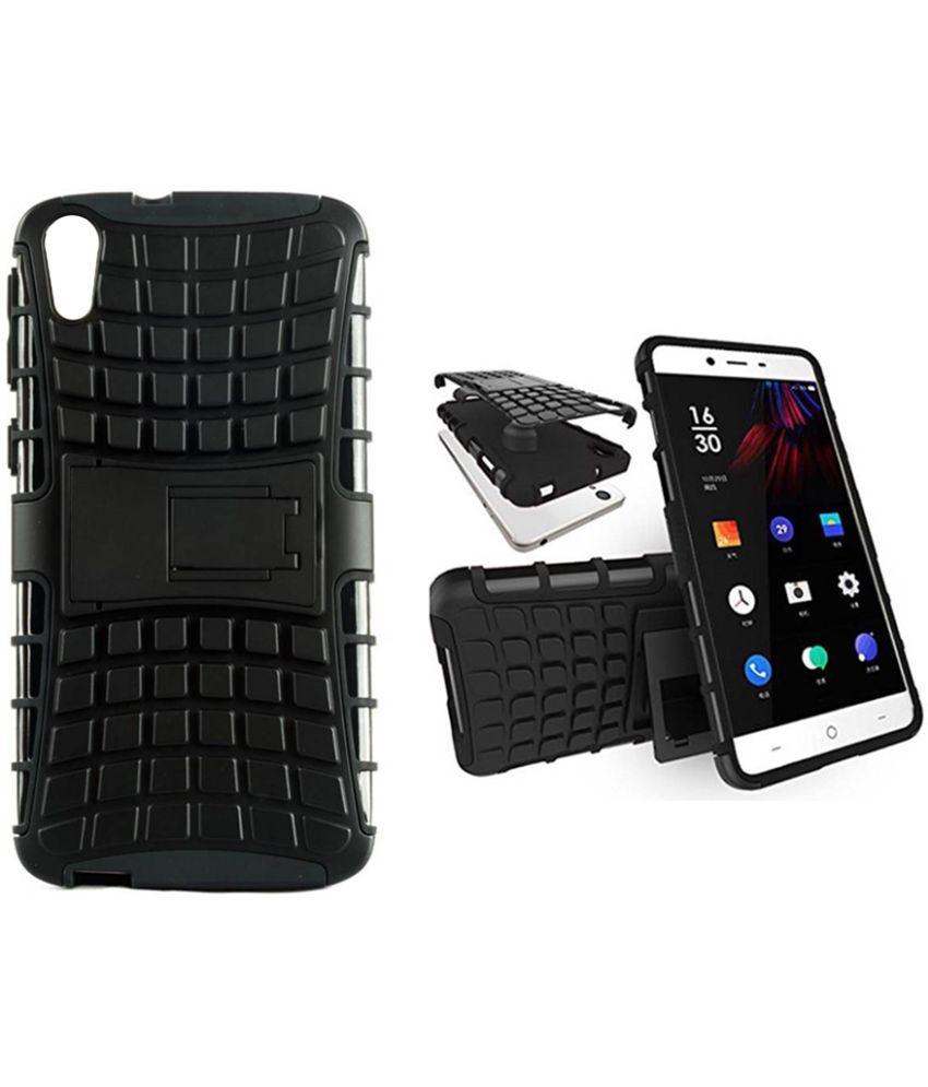 HTC Desire 828 Defender Series Covers Top Grade - Black
