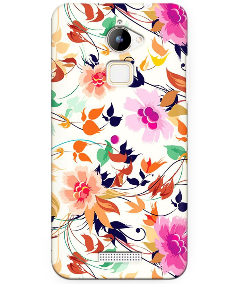 Coolpad Note 3 Lite Printed Cover By CRAZYINK