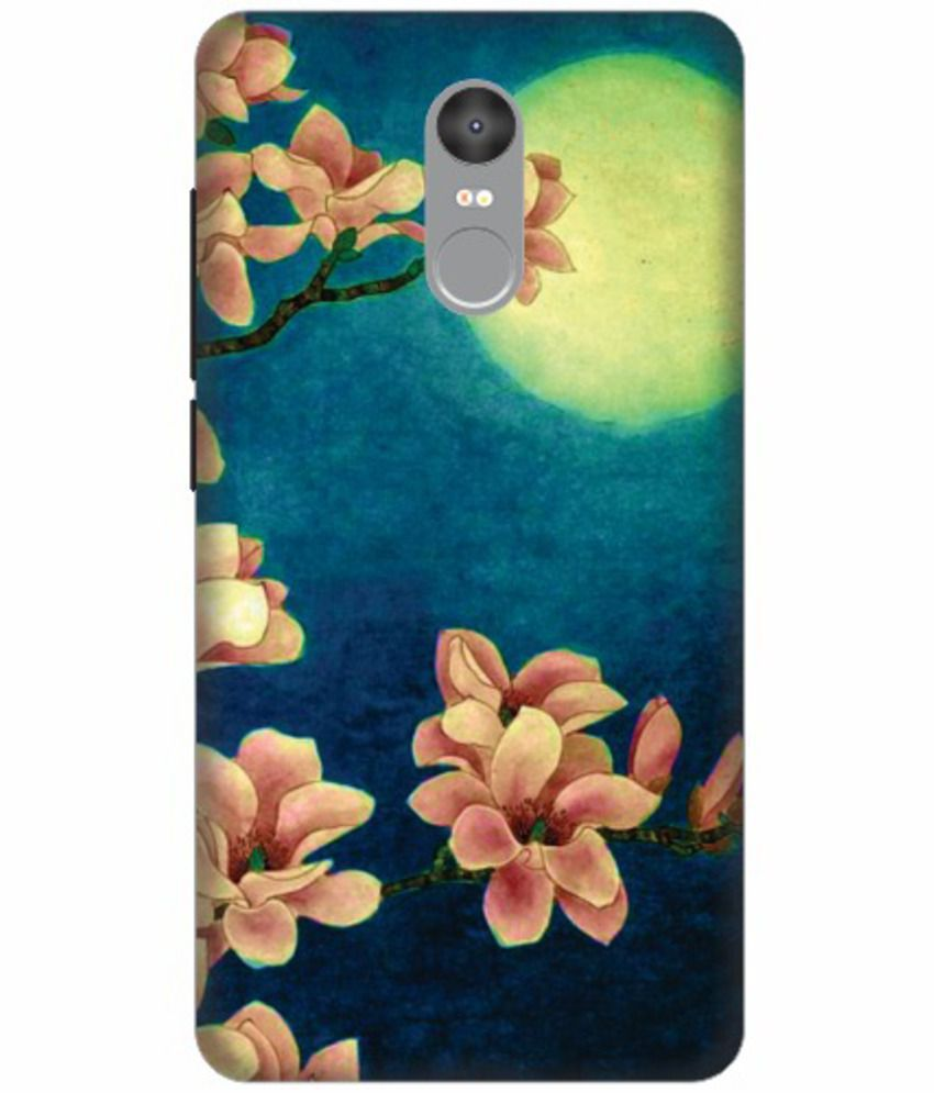 Xiaomi Redmi Note 4 3D Back Covers By Printland