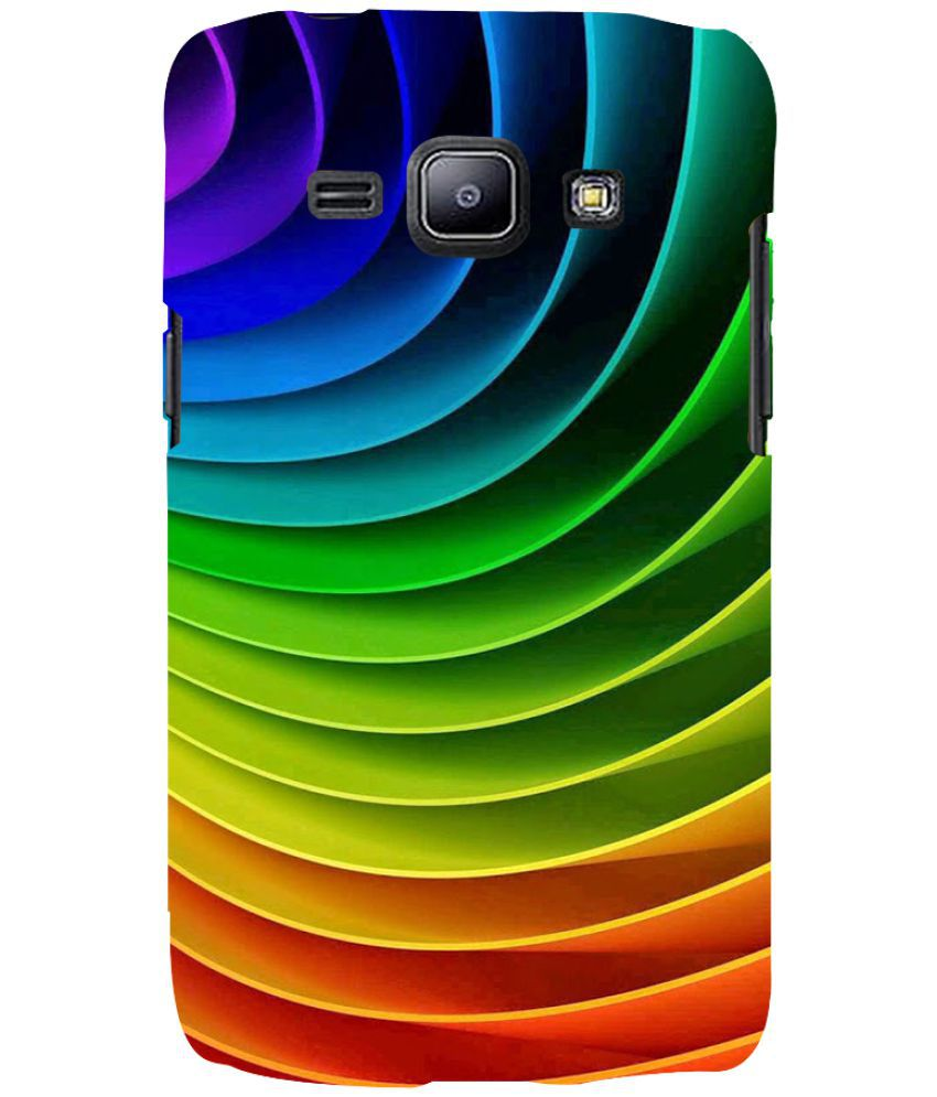 Samsung Galaxy J1 (2016) Printed Cover By PrintVisa