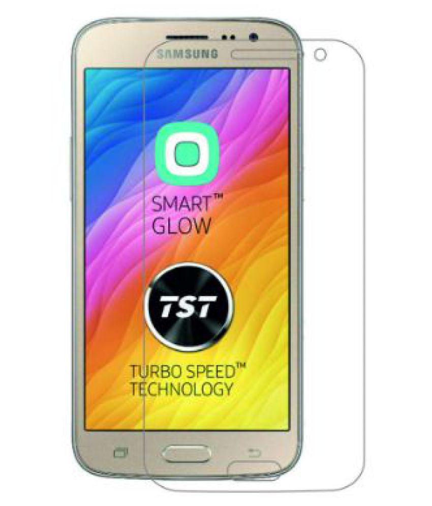 Samsung Galaxy J2 2016 Tempered Glass Screen Guard By Coskart