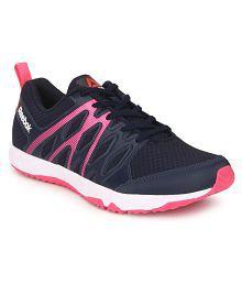 Reebok Arcade Runner Navy Running Shoes
