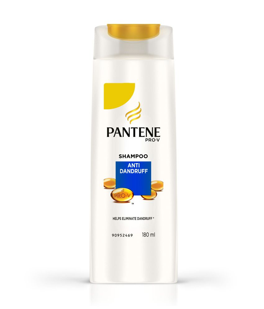 Pantene Anti Dandruff Shampoo 180 Ml Buy Pantene Anti