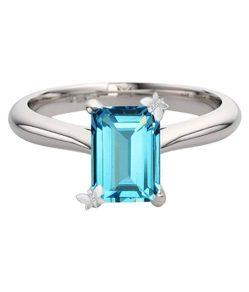 Jacknjewel 92.5 Silver Ring