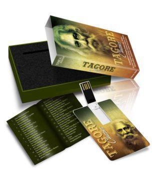 Music Card: TAGORE CLASSICS (320 kbps MP3 Audio) ( Music Card )- Bengali