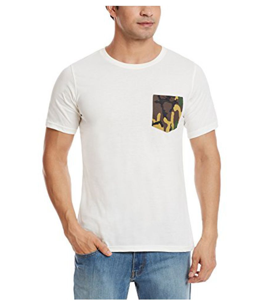 Converse Men's Round Neck T-Shirt