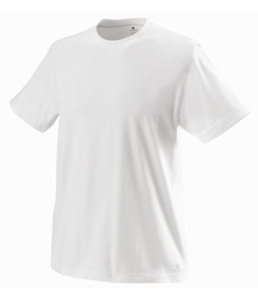 Domyos Athletee Tshirt WHITE Size - XXXL