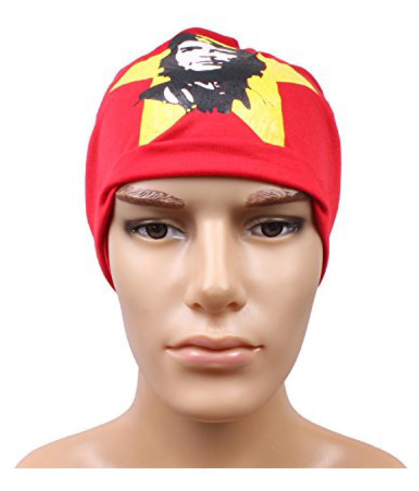 Fashionable Red Beanies Cap