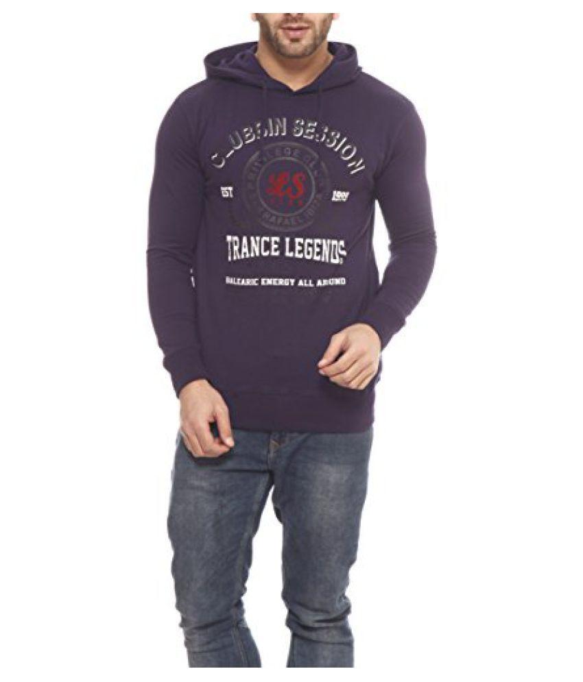 Gritstones Navy Printed Sweatshirt-GSSSNVYCLUB