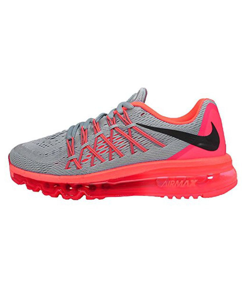 Nike Women's Air Max 2015 Synthetic Running Shoe